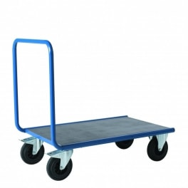 Wózek platformowy PROMAX burta bez osprzetu PROVOST