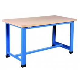 Stół warsztatowy 1000 kg na stałych stopach PROVOST