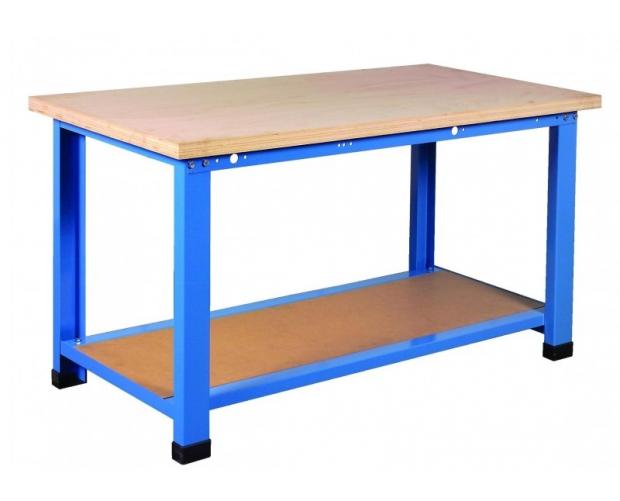 Stół warsztatowy 1000 KG + poziom dolny  PROVOST