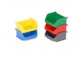 Plastykowe pojemniki SYSTEMBOX L.85 x l.100 x H.50 PROVOST