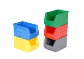 Plastykowe pojemniki SYSTEMBOX L.350 x l.210 x H.200 PROVOST