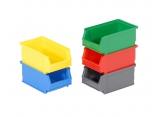 Plastikowe pojemniki SYSTEMBOX L.160 x l.100 x H.75 PROVOST