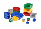 Pojemniki plastikowe Probox P100 x L105 x H50 PROVOST