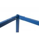 Lekki stół modułowy dł. 2000 mm, 4 nogi PROVOST