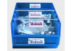 Pojemniki plastikowe  PROBOX z przegrodami PROVOST