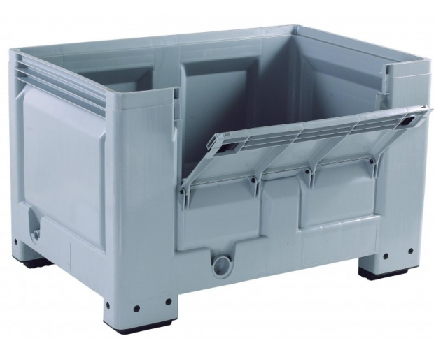 Wybitny Transport wewnętrzny|Paleta ładunkowa skrzyniowa BIG BOX z nogami HO48