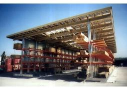 Zadaszenia konstrukcji regałowej PROVOST