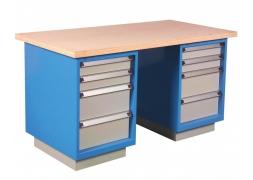 Stół warsztatowy 1500 kg 8 szuflad PROVOST