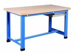 Stół warsztatowy 1000 kg  z pojedynczą szufladą PROVOST