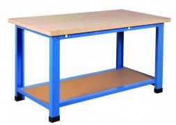 Stół warsztatowy 1000 kg  z półką dolną PROVOST