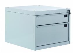 Moduł 2 szufladowy do lekkich stołów warsztatowych PROVOST