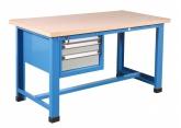 Moduły szufladowe - Stół warsztatowy 1000 kg PROVOST