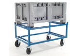 Platformy jezdne do palet i kontenerów 1200 x 1000 PROVOST