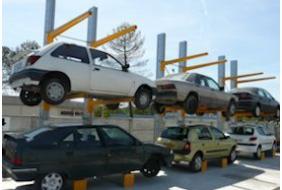 Regaly wspornikowe na samochody i pojazdy PROVOST
