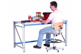 Stół warsztatowy o nośności 300 kg PROVOST