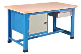Stół warsztatowy o nośności 1000 kg PROVOST
