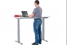 Stoły i biurka z regulacją wysokości  PROVOST