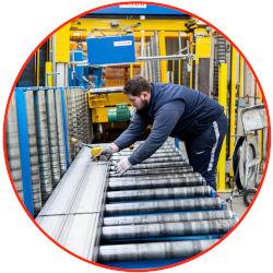 Produkcja w naszych fabrykach
